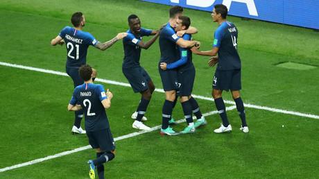 A Moscou, la France écrit l'histoire en remportant pour la seconde fois la Coupe du monde