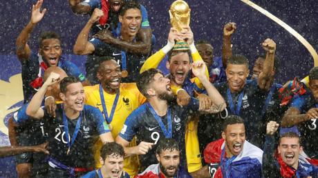 L'équipe de France 2018
