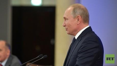 Mondial : la Russie a bloqué près de «25 millions de cyber-attaques», annonce Vladimir Poutine