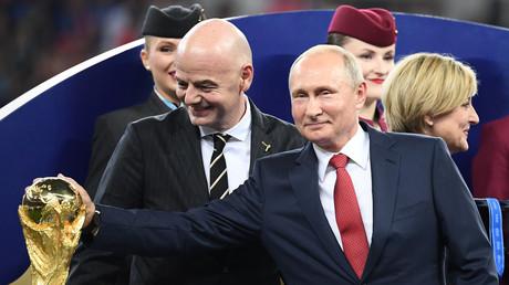 Les supporters étrangers munis d'un «fan ID» dispensés de visa russe jusqu'à la fin de l'année