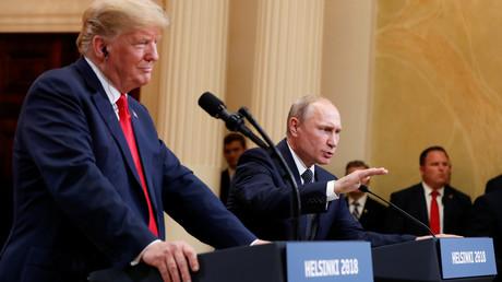 Poutine sur Trump : «Je voulais qu'il gagne» en 2016