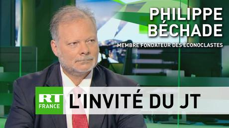 Guerre commerciale: pour Philippe Béchade,les USA ne tiennent pas compte des inquiétudes du FMI