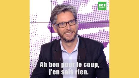 Répondez, les Français veulent savoir : David Cayla