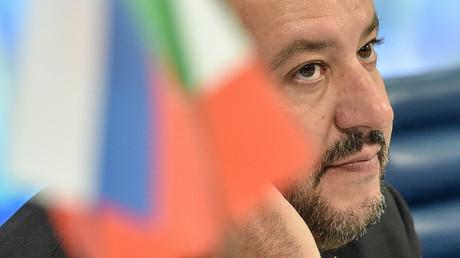 Euromaïdan : Salvini dénonce une «pseudo-révolution financée par des pouvoirs étrangers»