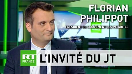 Affaire Benalla: pour Florian Philippot, «tous les chemins mènent à Macron» (ENTRETIEN)
