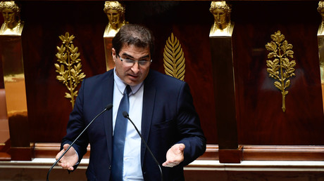 Le chef de file des Républicains à l'Assemblée nationale, Christian Jacob, le 4 juillet 2018 à Paris (image d'illustration)