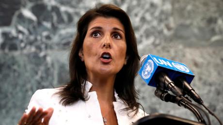 Nikki Haley, représentante permanente américaine à l'ONU : la Russie ne sera «jamais notre amie»
