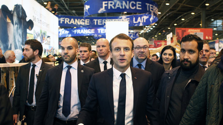 «Mépris permanent»,«Rambo d'opérette»: la réaction de Macron à l'affaire Benalla irrite l'opposition
