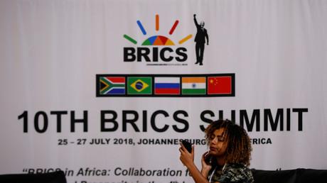 Image d'illustration : le 10e sommet des Brics se déroule du 25 au 27 juillet en Afrique du sud