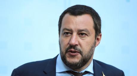 Matteo Salvini : «L'Italie n'a pas besoin qu'on lui fasse l'aumône»