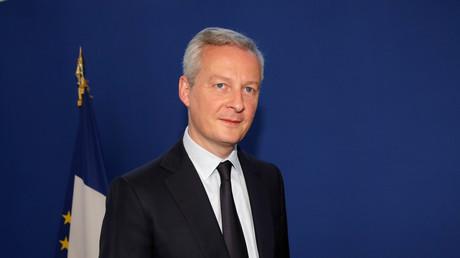 Bruno Le Maire exige des clarifications sur les négociations entre l'UE et les Etats-Unis