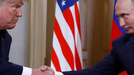 Selon la Maison Blanche, Trump est «ouvert» à une nouvelle rencontre avec Poutine