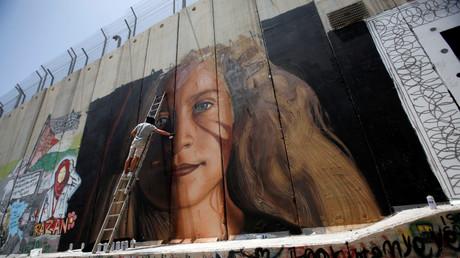 La militante palestinienne Ahed Tamimi va sortir de prison, après huit mois derrière les barreaux