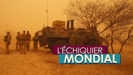 L'ECHIQUIER MONDIAL. Mali : un combat pour la paix