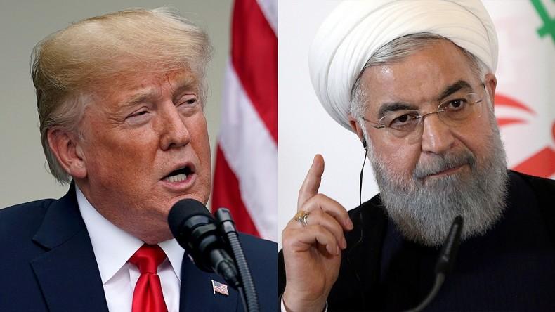 Donald Trump met en garde : «Quiconque commercera avec l'Iran ne commercera pas avec les Etats-Unis»