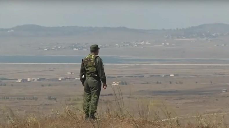 Depuis la Syrie, le reporter de RT France analyse les enjeux liés au plateau du Golan (REPORTAGE)