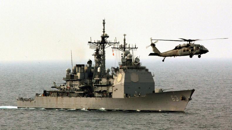 Moscou annonce qu'un destroyer américain a été déployé pour de possibles frappes en Syrie