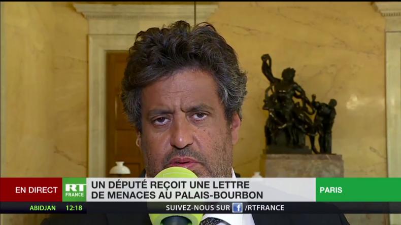 Meyer Habib : «On menace de me décapiter, de me mettre une balle dans la tête» (VIDEO)
