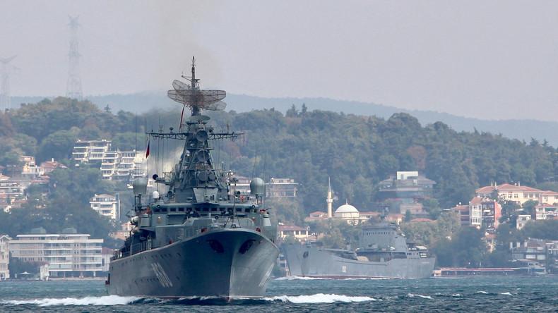 «Ne pas jouer avec le feu» en Syrie : Moscou annonce des manœuvres militaires en Méditerranée