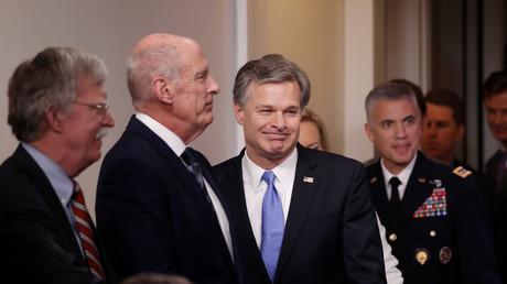 Le renseignement américain s'inquiète d'une éventuelle ingérence russe lors des prochaines élections