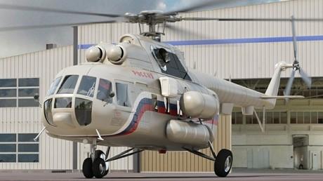 Russie : 18 morts dans un accident d'hélicoptère dans la région de Krasnoïarsk en Sibérie