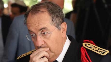 Le préfet de police de Paris Michel Delpuech