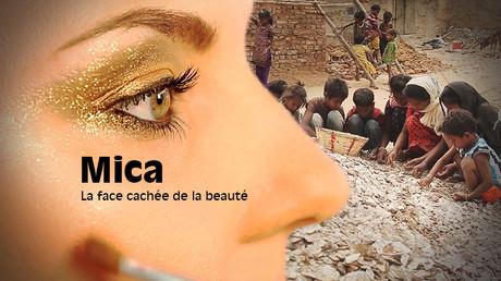 Mica : la face cachée de la beauté