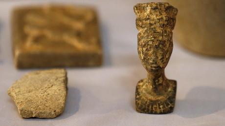 Le British Museum restituera des antiquités pillées en Irak après la chute de Saddam Hussein