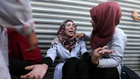 Grande marche du retour : trois morts et au moins 300 blessés à Gaza