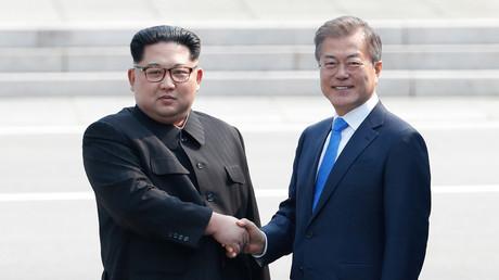 Dégel sur la péninsule coréenne : un sommet entre Nord et Sud prévu en septembre à Pyongyang