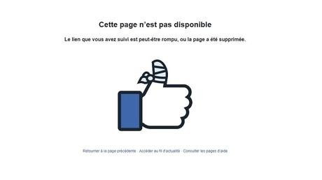 Facebook suspend (de nouveau) la page anglaise de la chaîne vénézuelienne Telesur