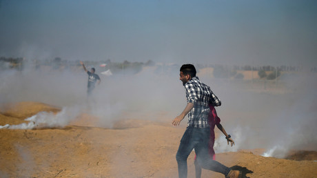 Gaza : au moins deux morts et plus de 270 blessés lors de la Grande marche du retour (VIDEO)