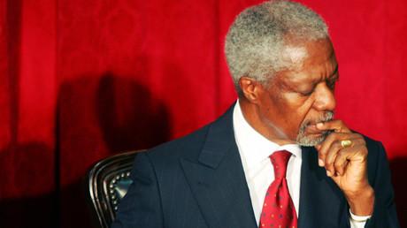 Kofi Annan ou la voix inaudible du multilatéralisme