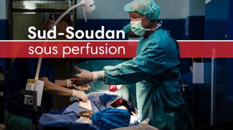 Sud-Soudan sous perfusion