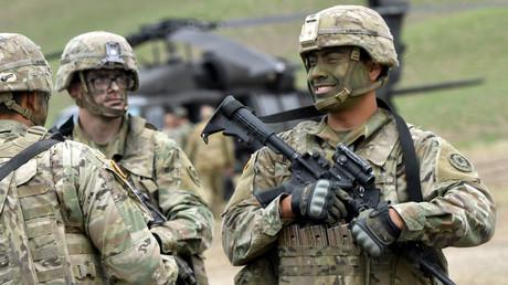 Des actions «défensives» : l'OTAN n'aime pas que Poutine lui rappelle son expansion à l'Est