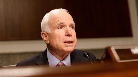 Le sénateur américain John McCain (image d'illustration).