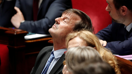 Nicolas Hulot (image d'illustration).