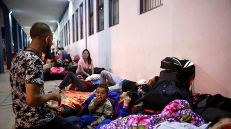 L'émigration vénézuélienne : enjeux politiques autour d'un drame humain