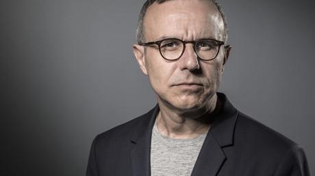 L'écrivain Philippe Besson, en mai 2017.