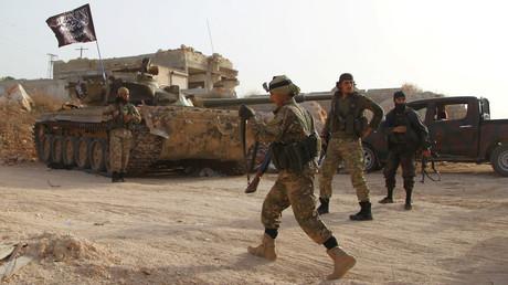 Sergueï Lavrov estime que Damas a le droit de «liquider les foyers restants de terrorisme»