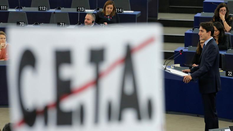 Charles-Henri Gallois : «L'immense majorité des Français serait contre le CETA»