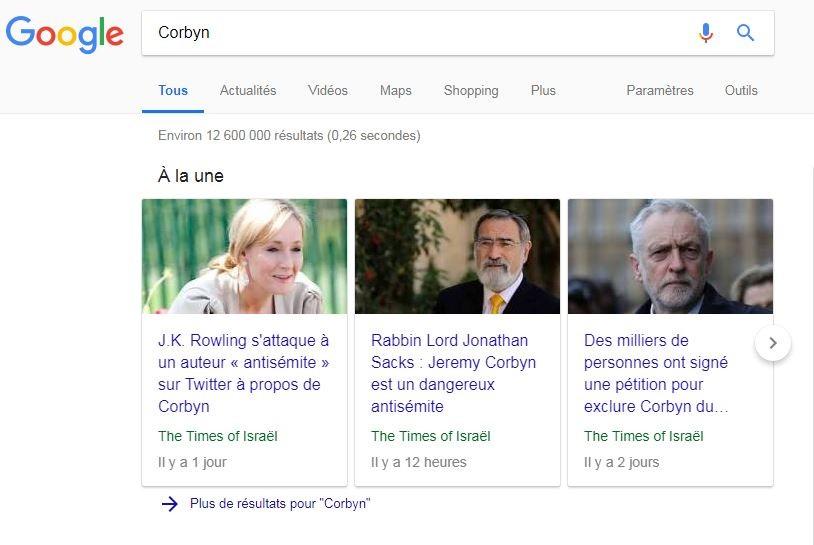 Quelque chose de pourri au Royaume-Uni : le sens de la guerre contre Jeremy Corbyn