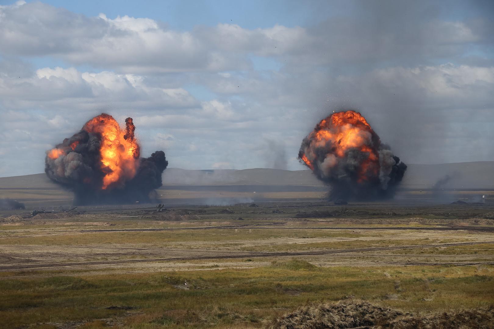«Vostok-2018» :  la Russie «continuera de renforcer ses armées», promet Vladimir Poutine (IMAGES)