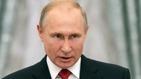 Vladimir Poutine, le 28 juillet 2018 (image d'illustration).