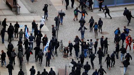 Chemnitz : 18 blessés lors de manifestations opposant pro et anti-migrants (VIDEOS)