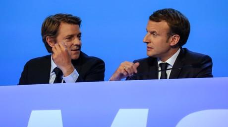 François Baroin accuse Emmanuel Macron de donner «les pleins pouvoirs à la haute administration»