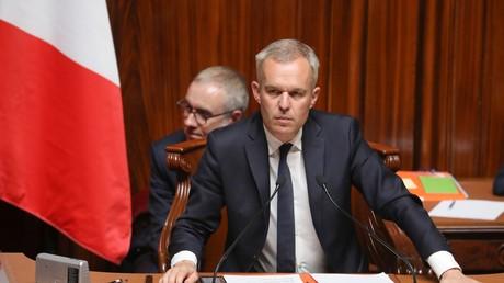 François de Rugy nommé ministre de la Transition écologique en remplacement de Nicolas Hulot