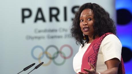 Laura Flessel, ministre des Sports, le 13 septembre 2017.