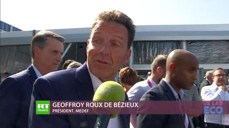 Saison 2, Ep. 1 - Les Patrons et Macron #LABECO
