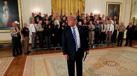 «Ceci n'est pas l'œuvre d'un prétendu Etat profond» : un collaborateur anonyme accable Trump